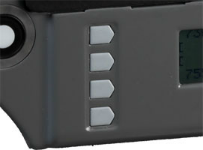 Isolight chart holder preset buttons